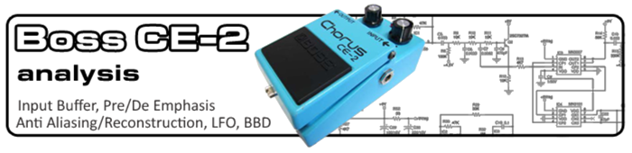 Boss CE-2 Analysis