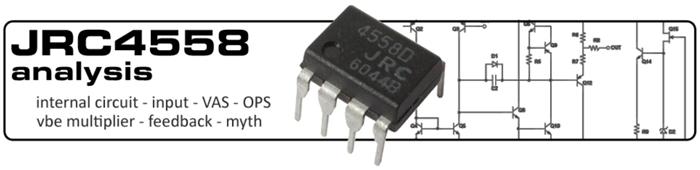 ElectroSmash - JRC4558.