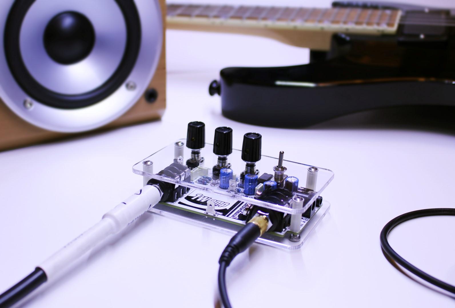 ElectroSmash - 1Wamp Electroc Guitar Amplifier.