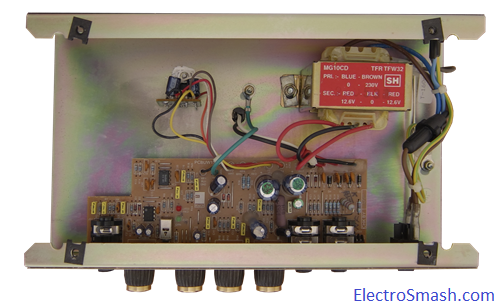 electrosmash marshall mg10 analysis marshall mg10 amplifier guts