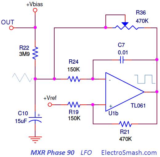 electrosmash mxr phase 90 analysis. Black Bedroom Furniture Sets. Home Design Ideas