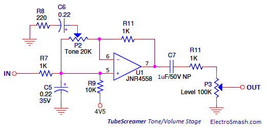 Tube Power   Dynaco St 70 moreover Index3 also Index4 besides Index11 besides Tube Screamer Analysis. on tone audio filter circuits
