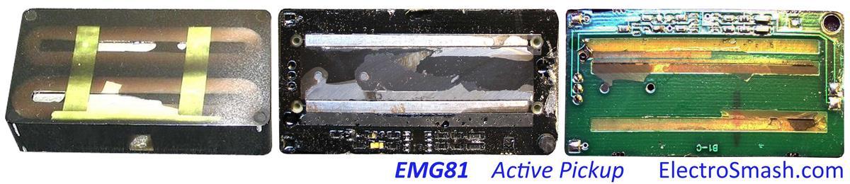 Tremendous Electrosmash Emg81 Pickup Analysis Wiring 101 Olytiaxxcnl
