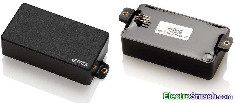Admirable Electrosmash Emg81 Pickup Analysis Wiring 101 Olytiaxxcnl