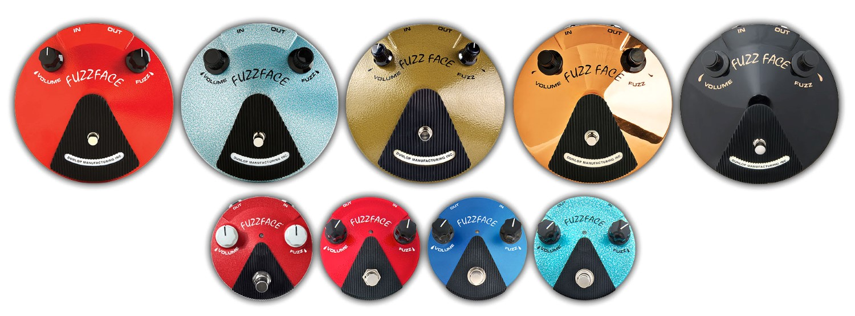 Electrosmash Fuzz Face Analysis Wah Pedal 1993 Pedals Family