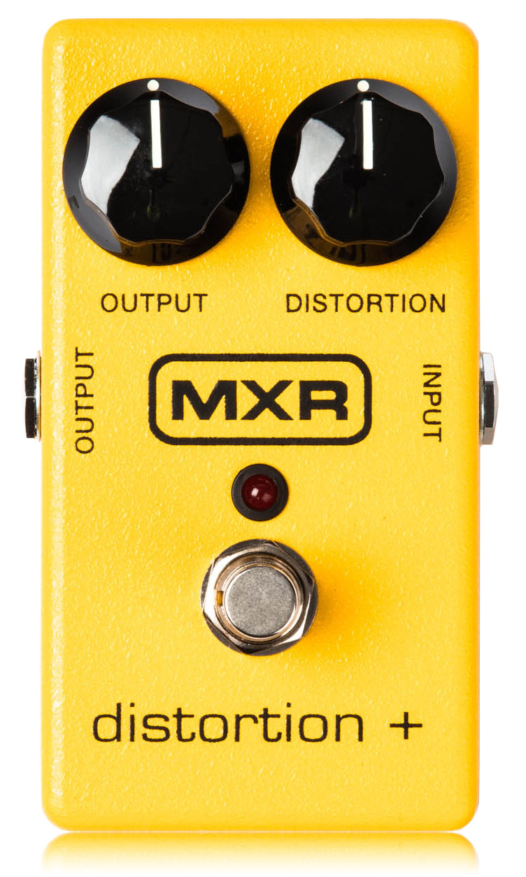 Electrosmash Mxr Distortion Circuit Analysis Opamp And Level Meter Circuits Are Incorporated Into A Mixing The Original Stompbox Did Not Have External Power Jack Or Indicator Led Jim Dunlop Bought Licensing Rights Currently Manufactures Reissues Of