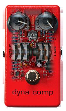 electrosmash mxr dyna p analysis Dyna Suspension mxr dyna p circuit electrosmash