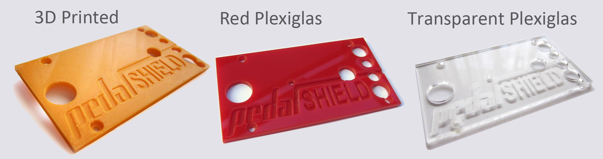 pedalSHIELD covers