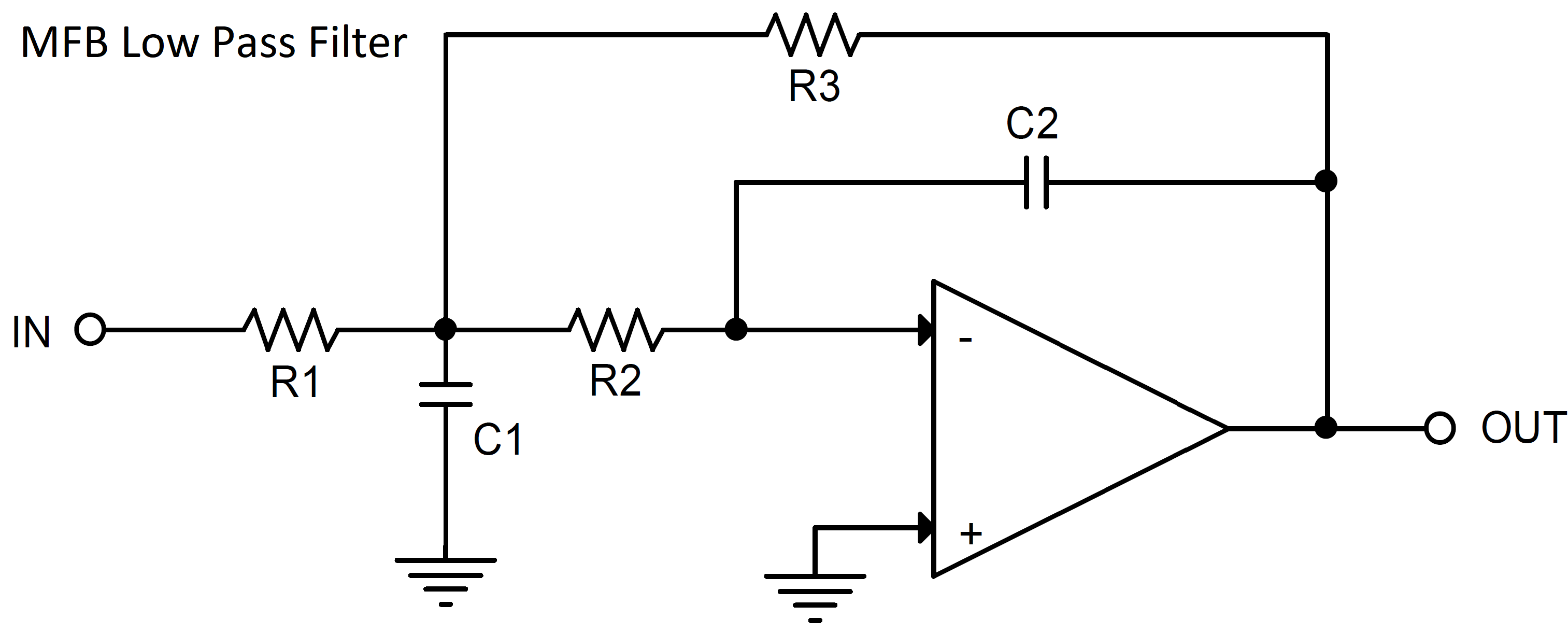 Electrosmash Pt2399 Analysis Low Pass Audio Filter Circuit