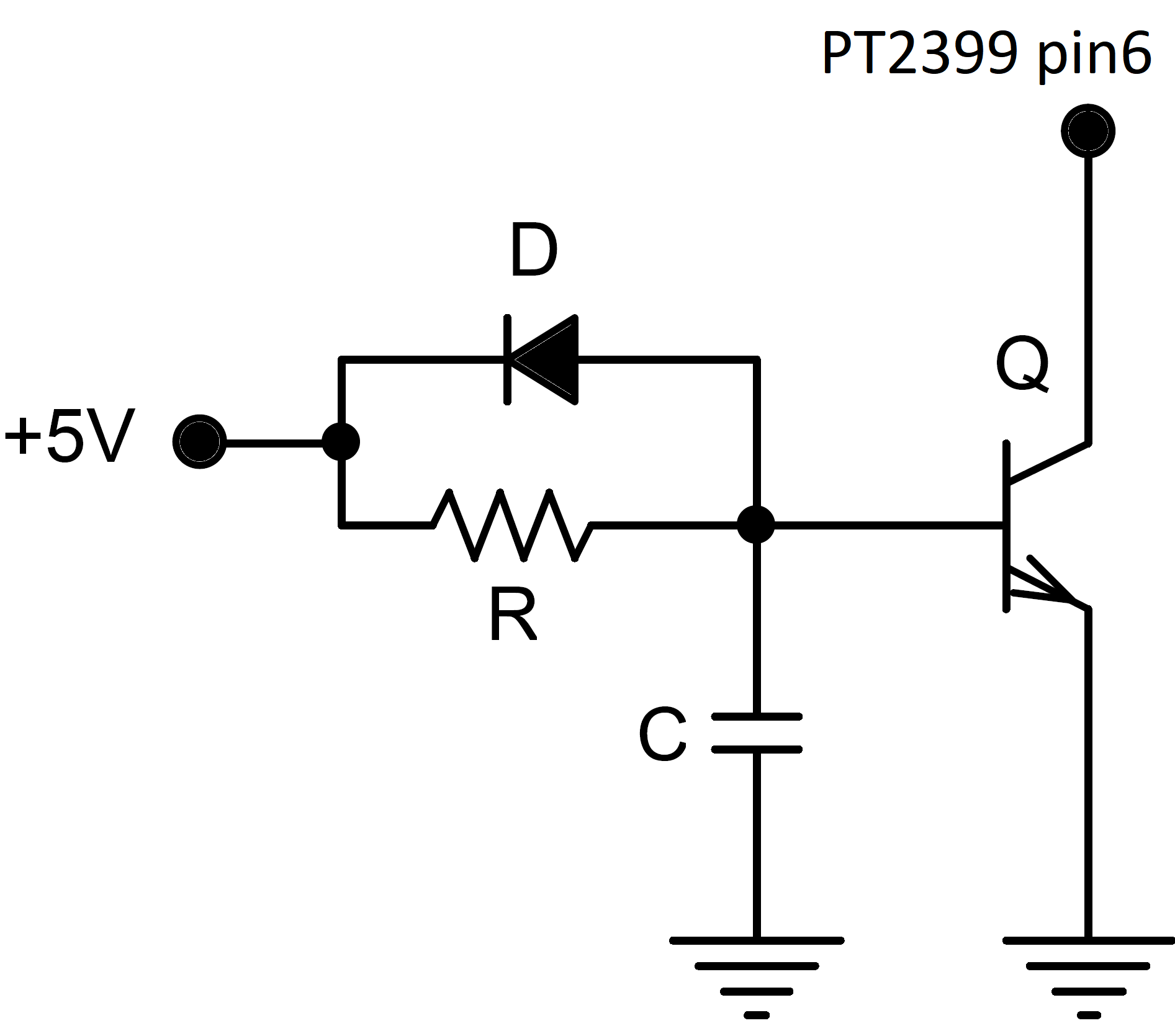 Electrosmash Pt2399 Analysis Electronics Technology Voltage Cut Off Circuit Using Time Delay Latch Up