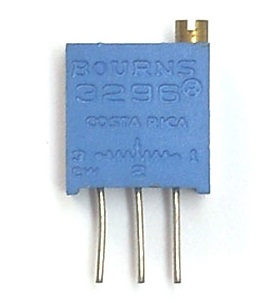 Bourns 3296 Trimmer Potentiometer