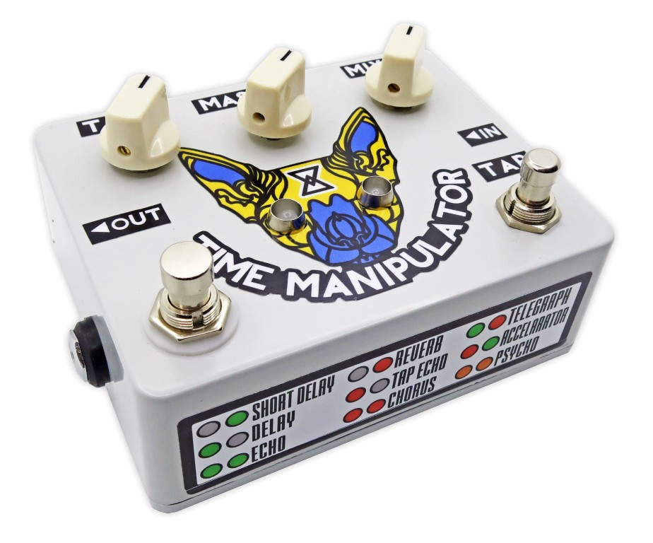 Time Manipulator Pedal axo