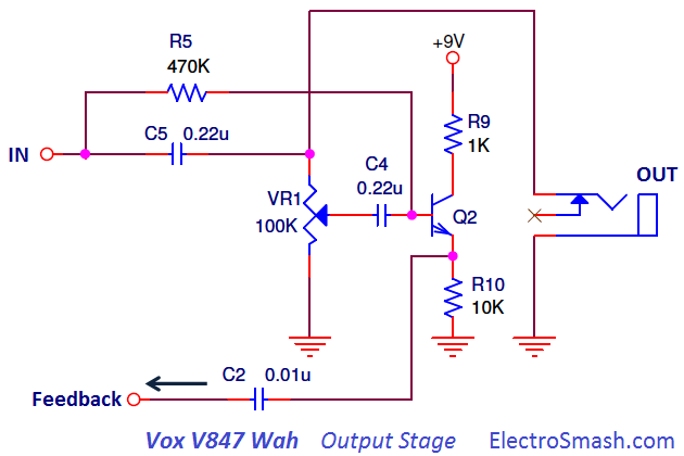 Amazing Electrosmash Vox V847 Analysis Wiring 101 Photwellnesstrialsorg